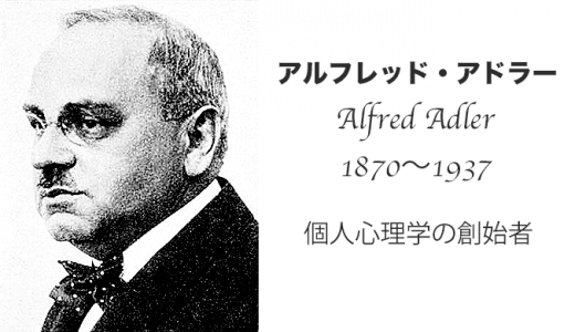 アルフレッド・アドラー(Alfred Adler)