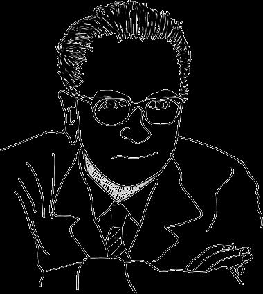 ロゴセラピーの創始者V・E・フランクルの画像